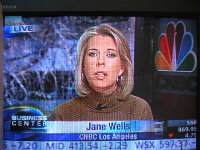 photo of Jane Wells, CNBC reporter